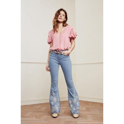 Fabienne Chapot Eva Extra Flare Trousers