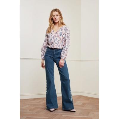 Fabienne Chapot Eva Wide Leg Trousers