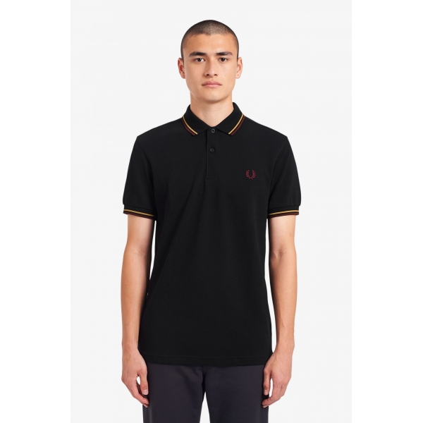 Fred Perry Polo M3600 Black