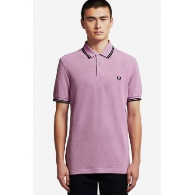 The Fred Perry Shirt Bubbelgum