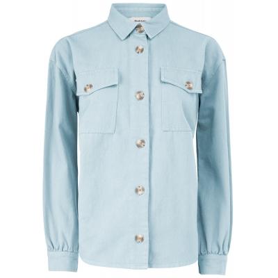 Modström Catalina Shirt Chambray Blue