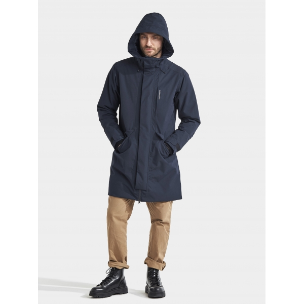 Didriksons Kenny Parka Dark Knight Blue